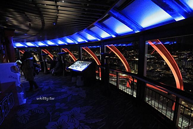 【京都塔】京都360度夜景,樓下yuu大浴場,飯店-夜景-泡湯一次享受