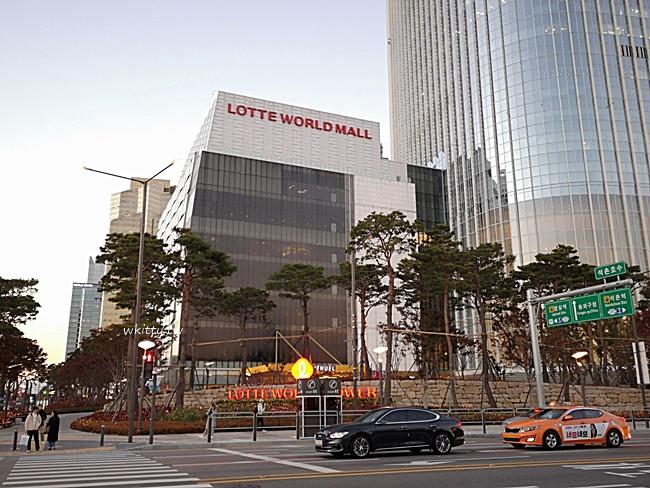 【首爾樂天世界塔】SEOUL SKY,韓國最高地標,世界最高透明地板 @小環妞 幸福足跡