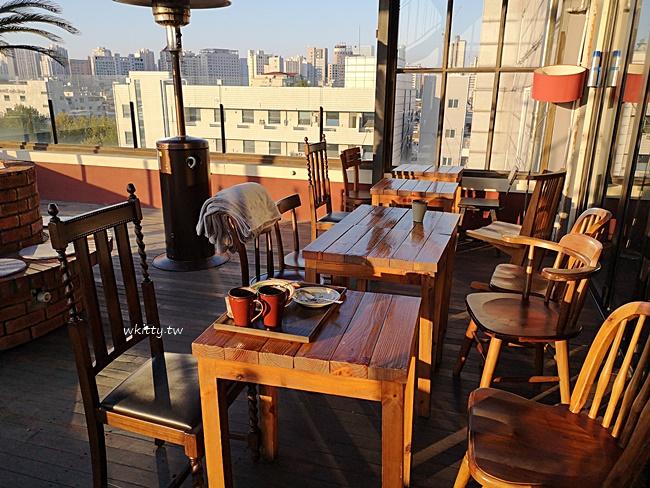 【韓國咖啡廳】首爾主義咖啡廳Seoulism Coffee,眺望樂天世界塔! @小環妞 幸福足跡