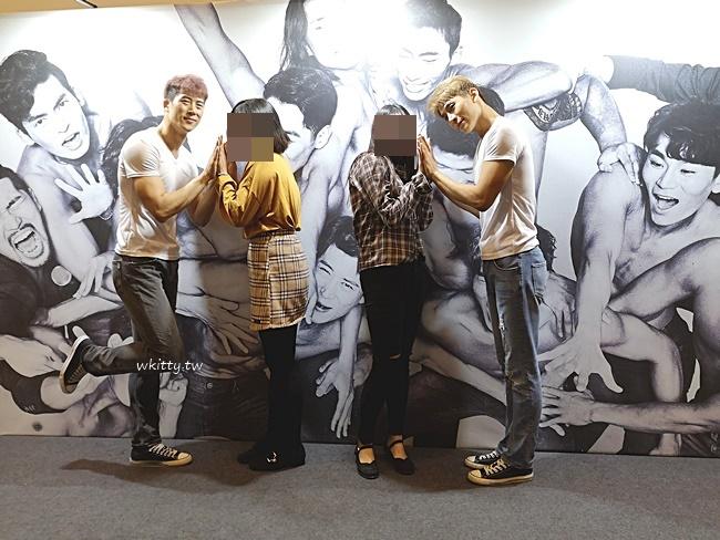 【韓國猛男秀MR.SHOW】首爾必看秀,超嗨表演,害羞尖叫,女生限定 @小環妞 幸福足跡