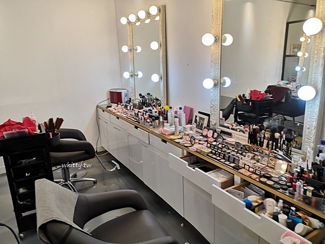 【首爾證件照推薦】一秒變身韓國主播,髮型妝容服裝拍照全都包! @小環妞 幸福足跡