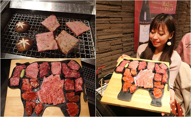 【東京一頭牛燒肉】俺的燒肉-銀座9丁目,預約終於吃到一頭牛!! @小環妞 幸福足跡