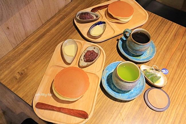 兔子銅鑼燒-上野咖啡廳推薦-上野必吃早餐-兔屋-銅鑼燒 @小環妞 幸福足跡