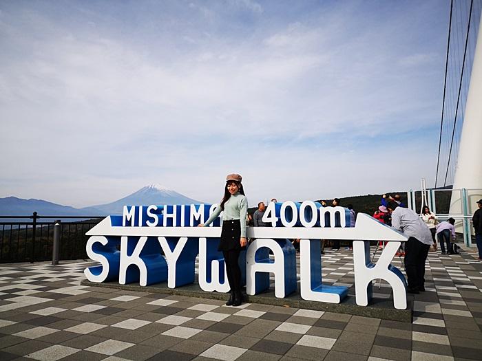 【東京伊豆賞楓一日遊】虹之鄉紅葉-三島Sky Walk-御殿場Outlet @小環妞 幸福足跡