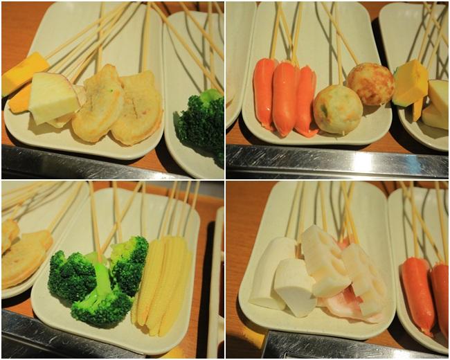 【東京池袋美食】串家物語,串炸吃到飽,DIY自己炸,好吃又好玩 @小環妞 幸福足跡