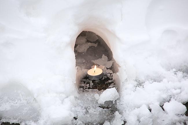 【2020美山雪燈廊】京都合掌村一日遊,自己動手做雪燈,一生必來一次 @小環妞 幸福足跡