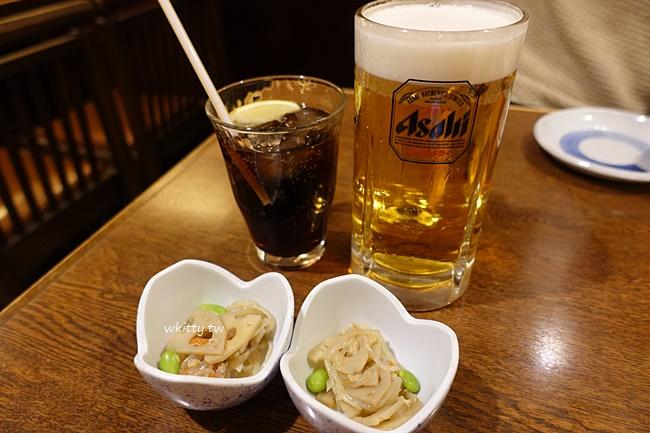 【京都宵夜推薦】醉心居酒屋,京都車站前美食居酒屋,每樣都好吃 @小環妞 幸福足跡