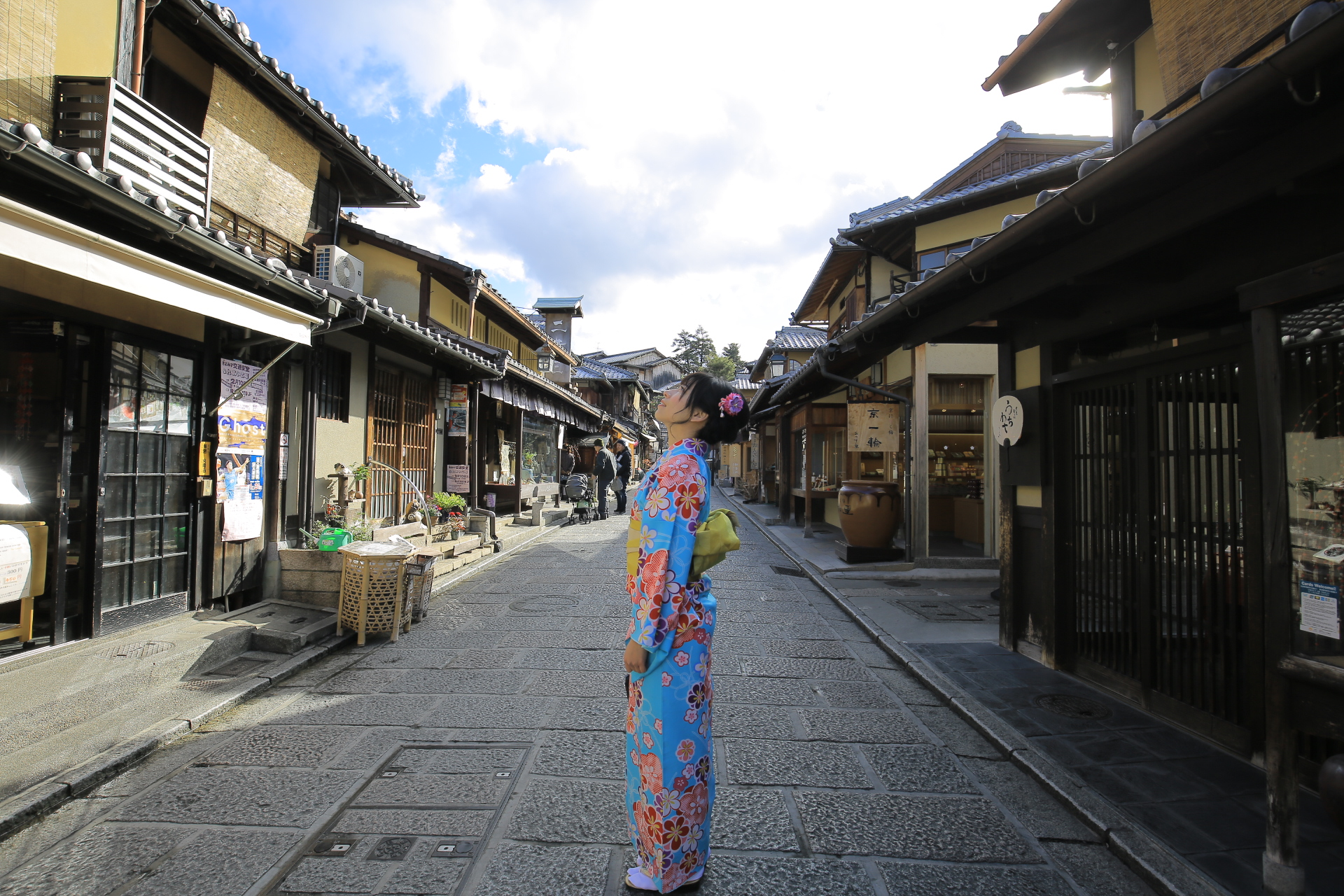 【京都排隊美食餐廳】葫蘆親子丼,神美味的半熟蛋,滑嫩好吃啊! @小環妞 幸福足跡