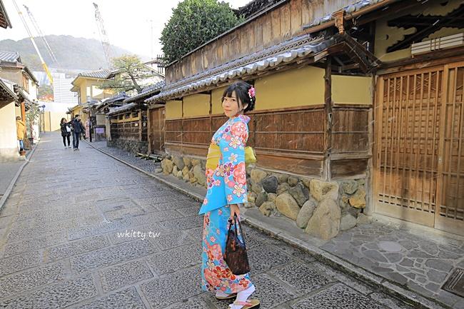 【京都和服體驗】夢館和服,評價高!出租預約優惠!穿和服遊古都 @小環妞 幸福足跡