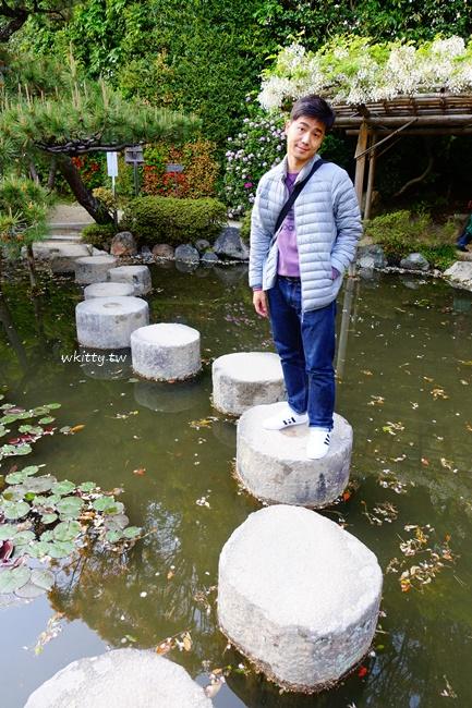 【京都平安神宮】全日本最大鳥居,雅致日式田園,仿平安時代皇居 @小環妞 幸福足跡
