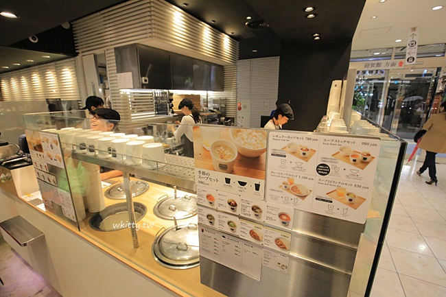 【Soup Stock Tokyo】日本連鎖湯品店,早餐賣到宵夜,隨時來碗湯! @小環妞 幸福足跡