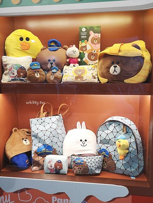 【LINE FRIENDS世界巡迴之旅】台北華山,超大雪白熊大陪你環遊世界! @小環妞 幸福足跡