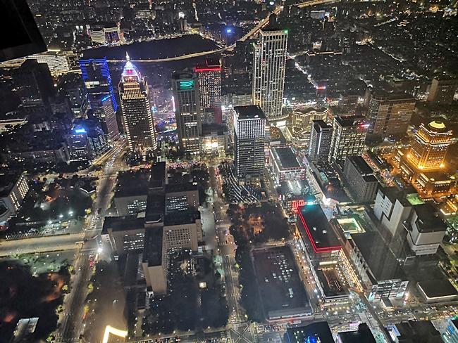 最新推播訊息:【台北101景觀台,你上去過嗎?】