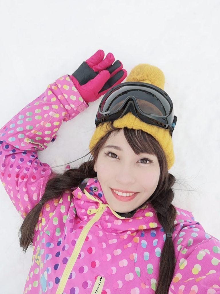 【東京滑雪一日遊】富士山二合目Yeti滑雪場,初學者推薦,輕鬆學會! @小環妞 幸福足跡