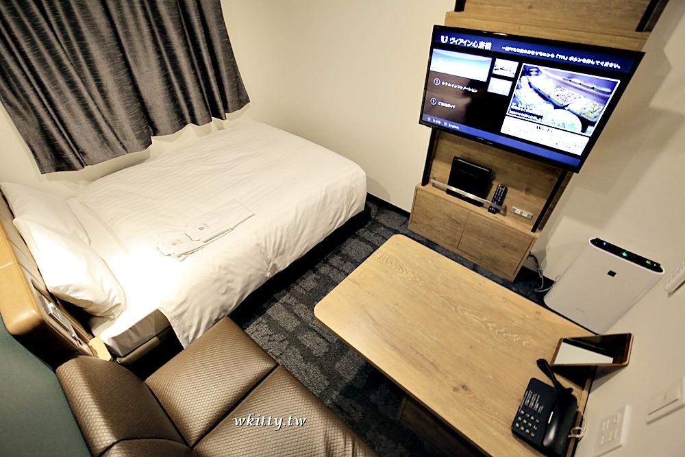【大阪Via Inn】心齋橋維亞飯店,美國村附近便宜住宿,免費早餐,推! @小環妞 幸福足跡