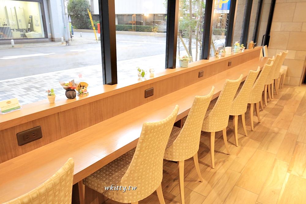 【大阪便宜住宿推薦】本町WBF,免費Lounge酒類無限喝,CP值超高! @小環妞 幸福足跡