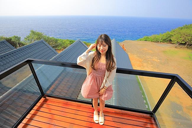 【小琉球海景民宿】歐若拉海景民宿,小琉球最美的日落就在這… @小環妞 幸福足跡