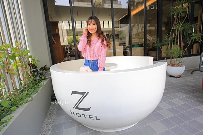 【台中逢甲住宿】HOTEL Z,近逢甲夜市新飯店,停車方便,電動床超威! @小環妞 幸福足跡