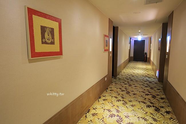 【北投日式溫泉飯店】水美溫泉會館,超像住在日本,塌塌米房超推! @小環妞 幸福足跡