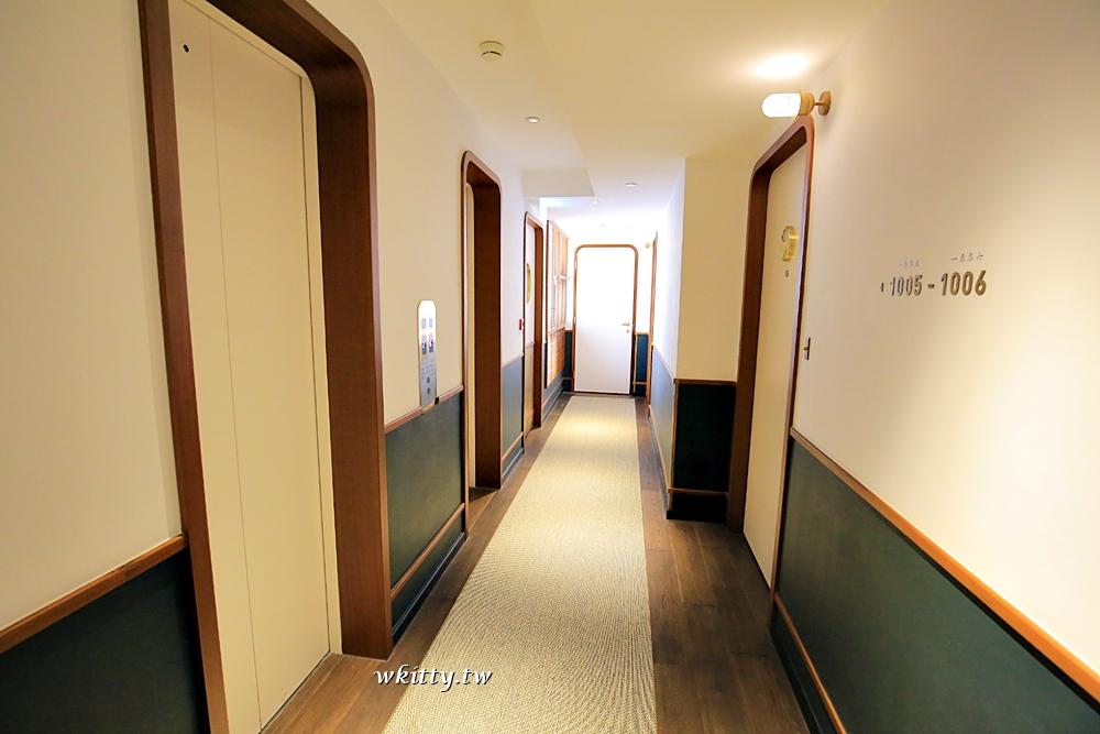 【香港精品酒店】芬名酒店,灣仔住宿推薦,復古渡輪風,像住在船艙! @小環妞 幸福足跡