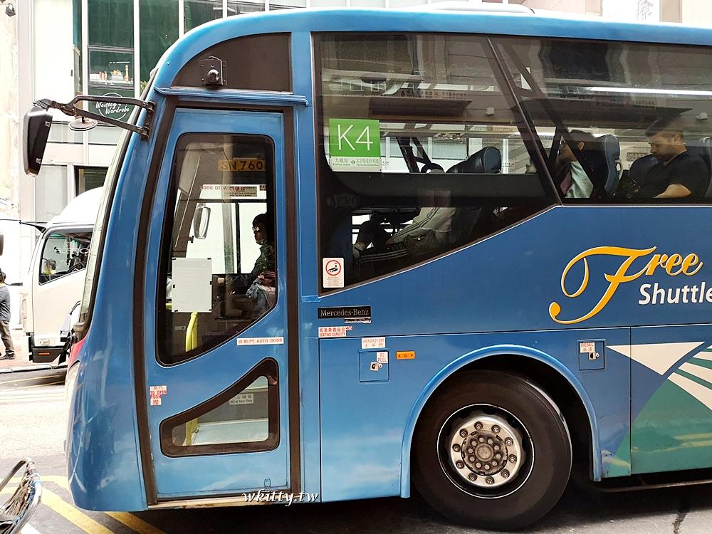 【尖沙咀住宿推薦】香港帝樂文娜公館,免費巴士,購物方便,評價高! @小環妞 幸福足跡