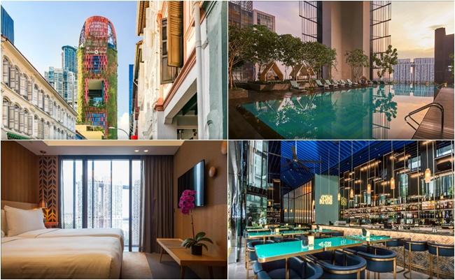 【新加坡便宜住宿】2019新加坡牛車水住宿,平價酒店推薦,CP值高! @小環妞 幸福足跡