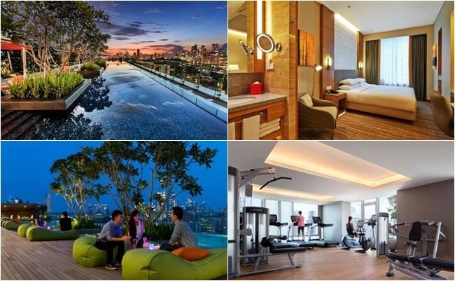【新加坡烏節路飯店TOP10】新加坡購物住宿首選,出門就逛烏節路! @小環妞 幸福足跡