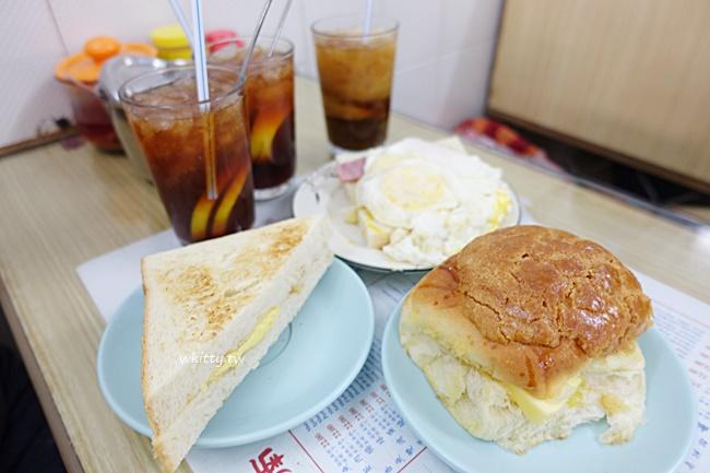 【澳門早餐推薦】南屏雅敘,老字號茶餐廳美食,澳門人吃早餐文化 @小環妞 幸福足跡