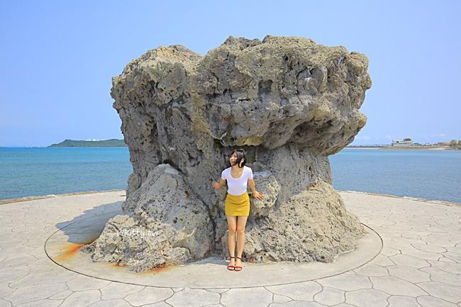 【沖繩海中道路】開車自駕必去景點,無邊界的大海,通往東部小島 @小環妞 幸福足跡