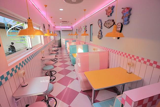 【墾丁網紅ig打卡景點】南風微甜,超好拍的貨櫃屋,來吃冰淇淋鬆餅 @小環妞 幸福足跡