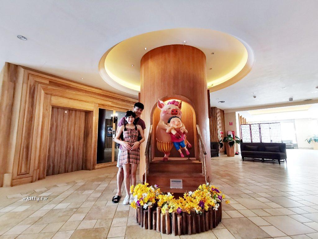 【花蓮翰品酒店】花蓮五星級飯店,幾米繪本親子飯店,泳池,三溫暖! @小環妞 幸福足跡