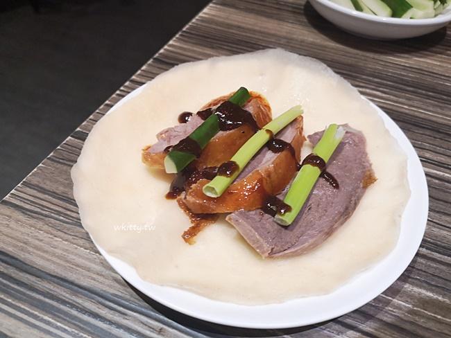 【台中烤鴨餐廳】鴉片館,提前一個月預約,1鴨可8吃,熱炒便宜不貴 @小環妞 幸福足跡