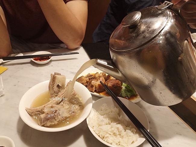 【松發肉骨茶】台北sogo復興館b2,來自新加坡台灣人愛的肉骨茶 @小環妞 幸福足跡