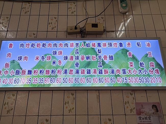 【金峰滷肉飯】台北中正區南門市場旁美食,外國人最愛,我愛頭髓湯 @小環妞 幸福足跡
