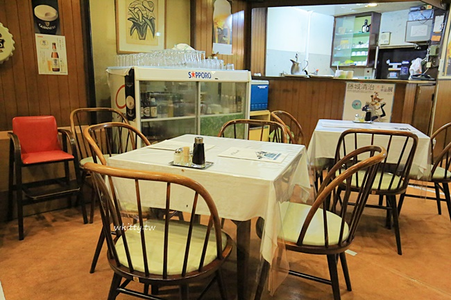 【東京銀座美食推薦】煉瓦亭蛋包飯,經營超過120年的洋食老店! @小環妞 幸福足跡