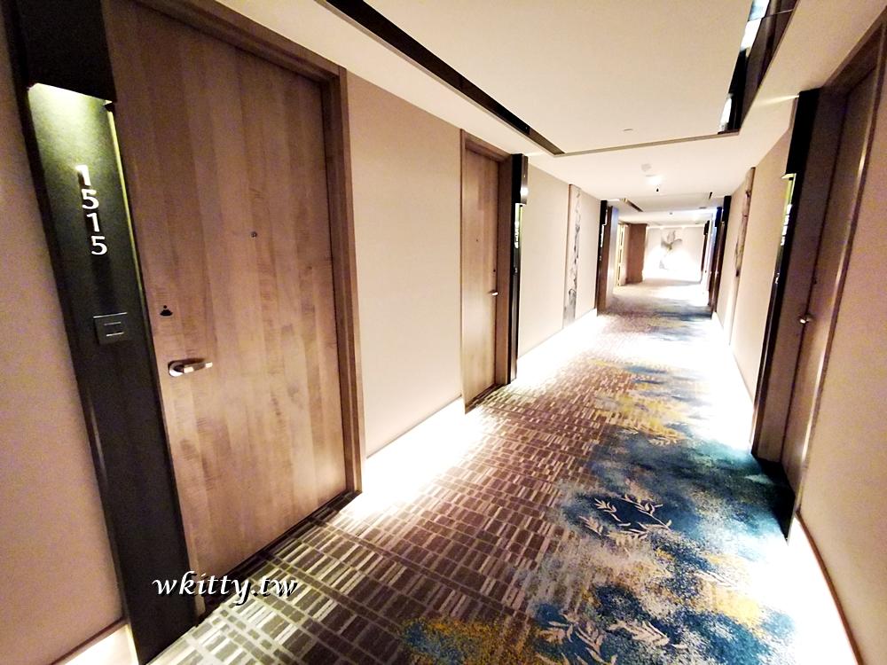 【板橋住宿推薦】板橋凱薩大飯店,頂樓夢幻空中泳池,度假風五星級飯店 @小環妞 幸福足跡