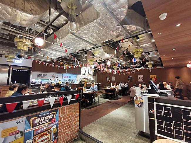 【台北燒肉】乾杯燒肉居酒屋,林口三井outlet美食,商業午餐好划算! @小環妞 幸福足跡