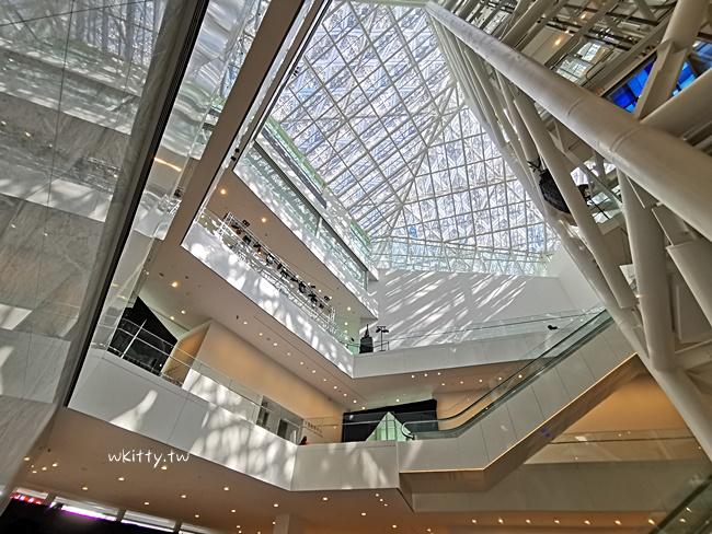 【台南拍照景點】台南美術館2館,純白色藝術殿堂,I'M COFFE打卡熱點 @小環妞 幸福足跡