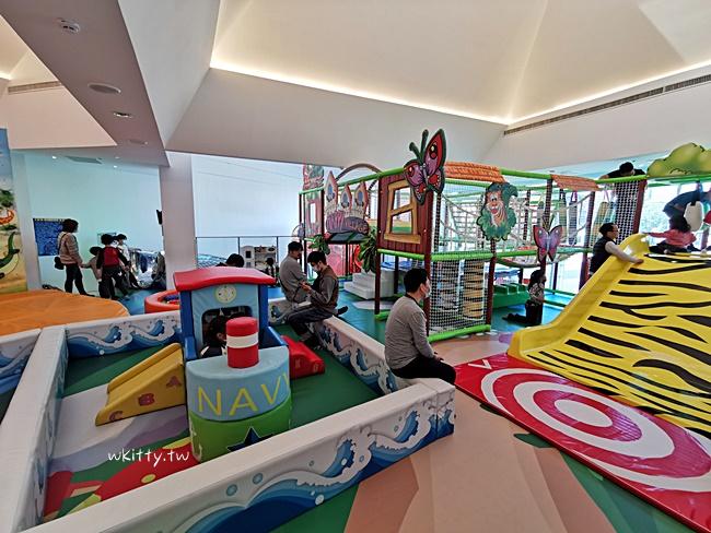 【嘉義親子飯店】嘉楠風華酒店,獨棟兒童遊戲區溜滑梯,平價高檔! @小環妞 幸福足跡