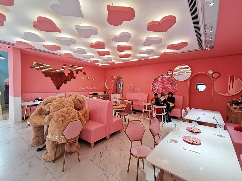 【A.maze兔子迷宮礁溪浴場】線上預約,哈比村+粉紅色城堡,網美必來! @小環妞 幸福足跡
