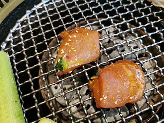 【台中燒肉餐廳】茶六燒肉堂,台中高級氣派的燒肉店,不輸給屋馬唷 @小環妞 幸福足跡