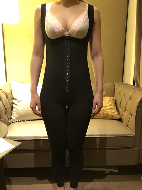 【產後塑身】瑪麗蓮MARILYN量身訂做,穿著2個月後塑身成果大公開! @小環妞 幸福足跡