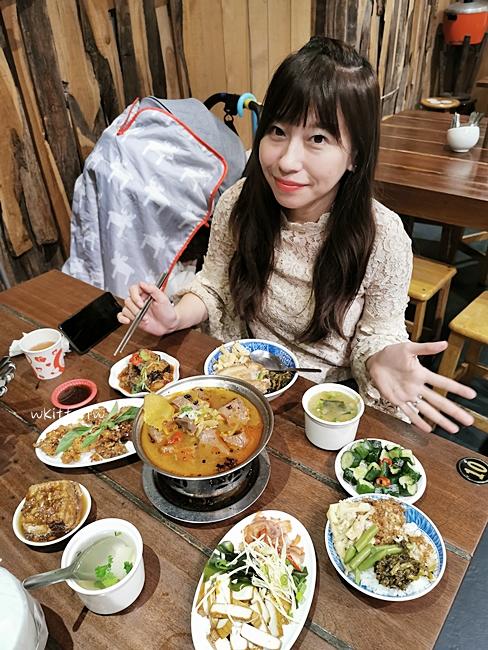 【宜蘭市美食】金澤魯肉飯,好吃便宜cp值高,滿滿一桌不到台幣三百 @小環妞 幸福足跡