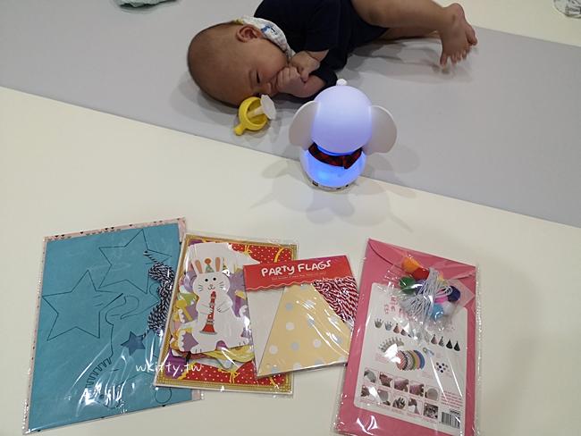 【收涎記錄】寶寶四個月收涎派對佈置,收涎餅乾,收涎饅頭,吉祥話分享 @小環妞 幸福足跡