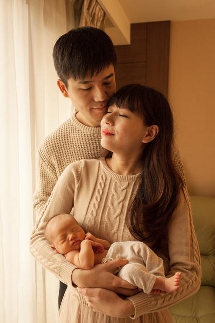 【嬰兒寫真推薦】專業新生兒寫真超滿意分享,拍出寶寶最可愛模樣 @小環妞 幸福足跡