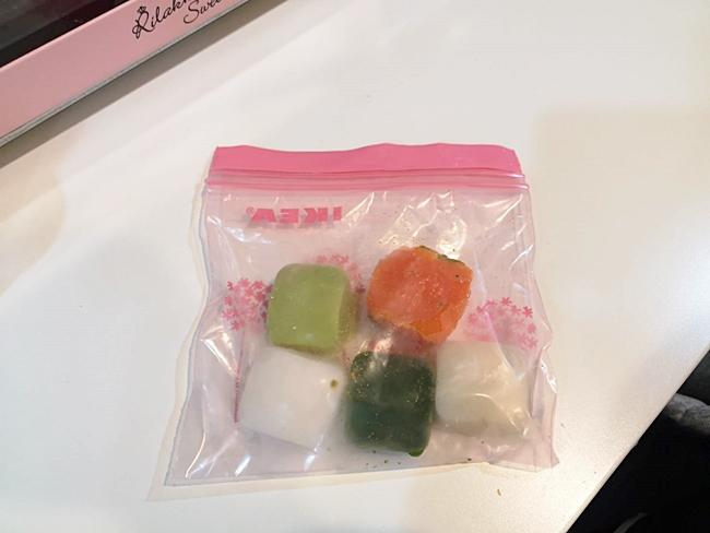 【用尿布做冰寶DIY】副食品保鮮,母奶外出保存,保冰效果實驗結果公開… @小環妞 幸福足跡