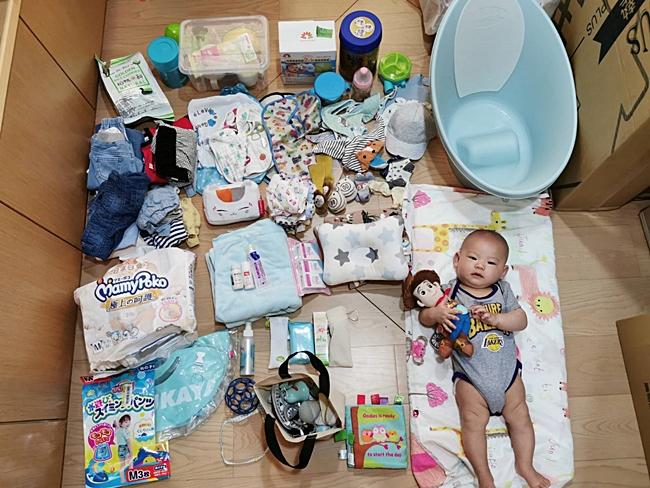 【帶寶寶外出清單】超齊全!嬰兒外出必備用品,完整打包不遺漏 @小環妞 幸福足跡