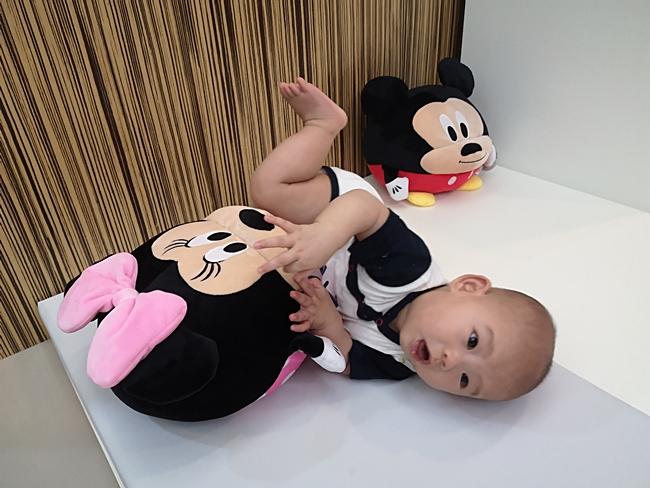 【團購好評加開第二團】迪士尼Disney護頭包,innobaby餐具,安撫娃娃.布書.胖胖球,hanplus夢幻地墊,寶寶爬爬墊 @小環妞 幸福足跡