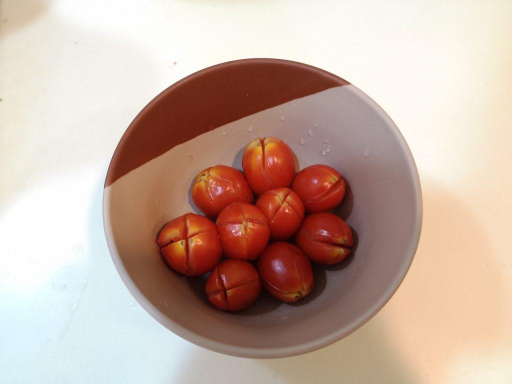 【5m嬰兒副食品】番茄泥,小番茄泥,酸酸甜甜的滋味,寶寶大開胃! @小環妞 幸福足跡