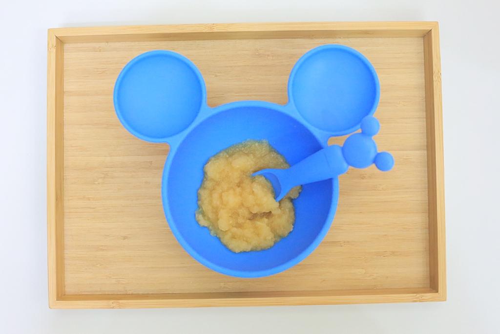 【bumkins迪士尼餐具組】超好用矽膠吸盤餐盤/餐碗,迪士尼聯名,kitty餐盤女寶媽必買! @小環妞 幸福足跡